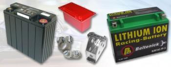 Batterien & Zubehör