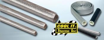 Auspuffkrümmer-Abdeckung V6 V8 50,8 cm x 60,96 cm Thermo Tec Cool It