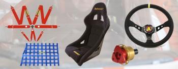 Gurte - Sitze - Lenkräder