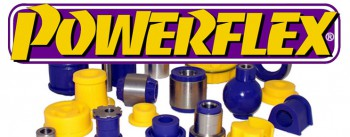 Powerflex Fahrwerksbuchsen