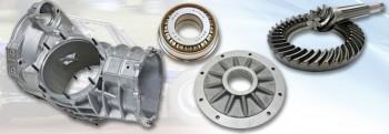Getriebeteile VW Käfer und T1 Getriebe