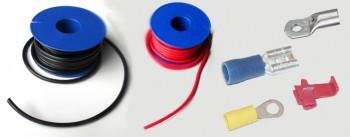 Leitungen und Steckverbinder