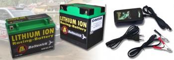 Beltenick® Lithium Ion Rennbatterien