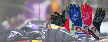 Handschuhe FIA