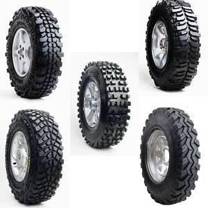 Off-Road Reifen