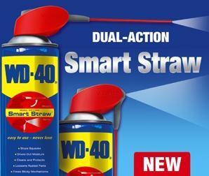 WD40 Smart Straw  Universal-Schmiermittel 450ml