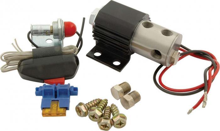 Bremsventil elektrisch verhindert das Anrollen bei Start