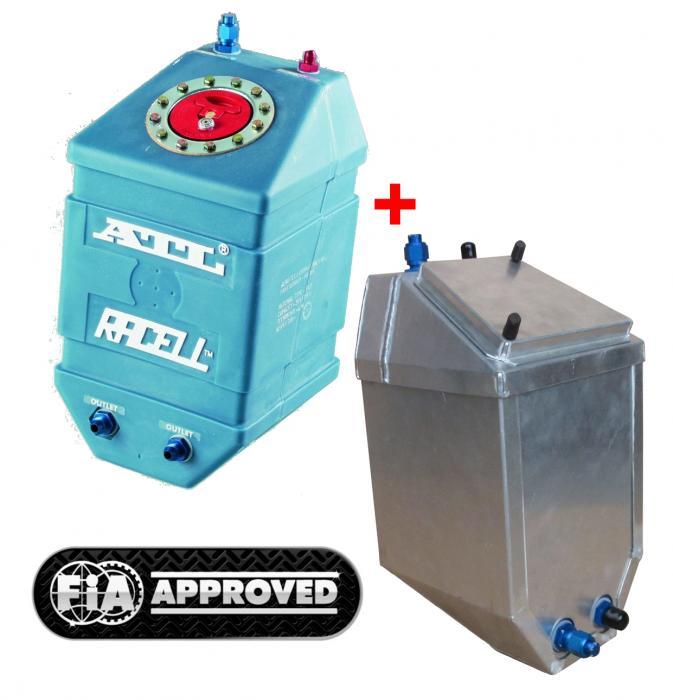 ATL FIA Set RA103 + Alubehälter