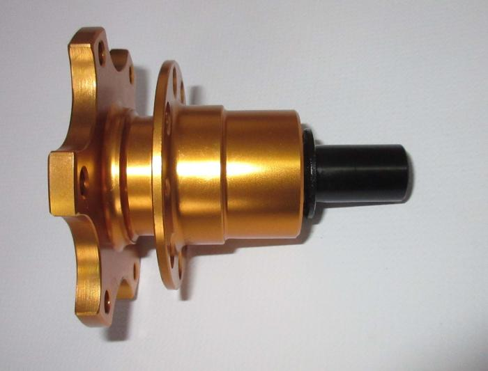 Beltenick® Lenkradschnellverschluss Formel  6x70mm zum Aufschweißen