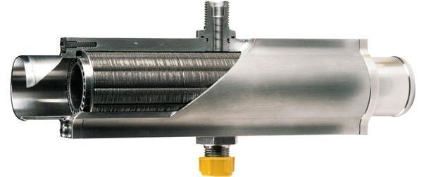 Laminova Ölkühler 185mm