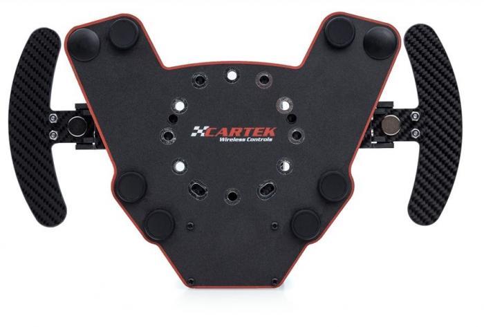 Cartek Wireless Control System  Paddleshift