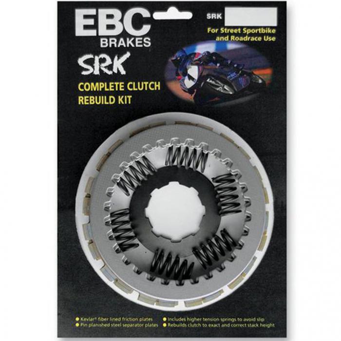 EBC Kupplungskit verstärkt Suzuki GSXR 600/750  11-15