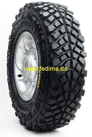 Fedima 4x4 Extreme Evolution M+S  255/70R15 108/104 Q