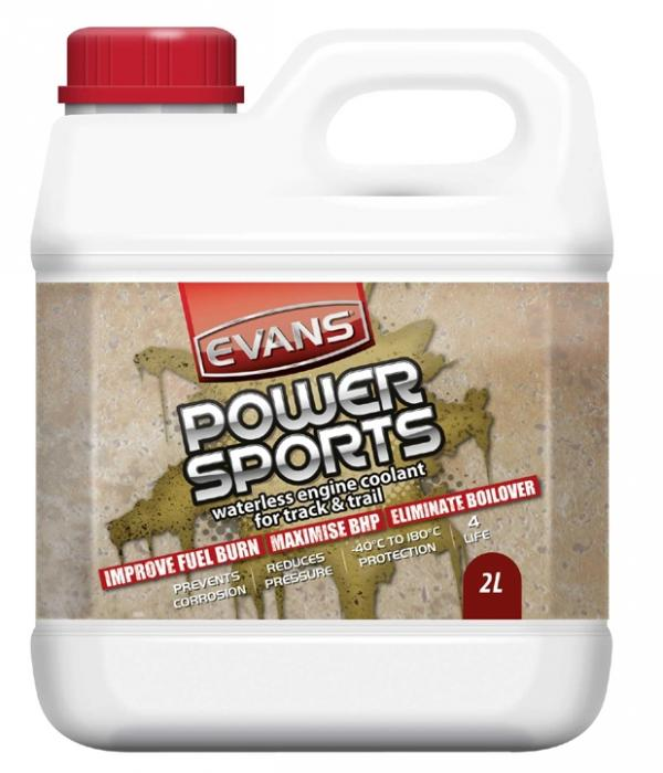 Evans Powercool 180 Motorcycle  2 ltr.
