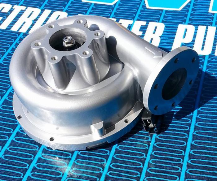 Elektrische Wasserpumpe EWP130 24V Aluminum  Davies Craig
