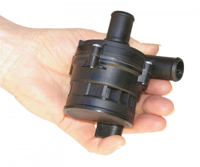 Elektrische Wasserpumpe Booster EBP15 12V  Davies Craig