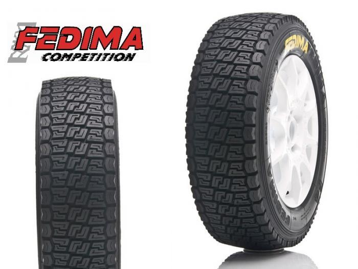 Fedima Rallye F4 Competition  195/60R15 87T S1 soft