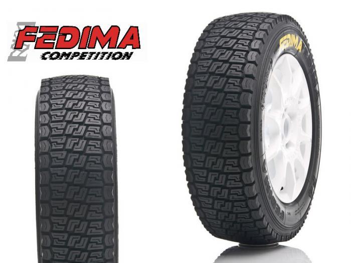 Fedima Rallye F4 Competition  205/55R16 91V S1 soft