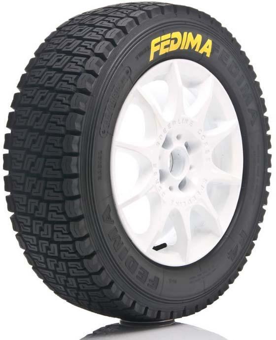 Fedima Rallye F4 Competition 20/65-17 205/50R17 91V S3 medium/hart