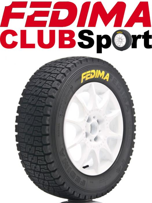 Fedima F4 Clubsport  165/70R14 82T soft