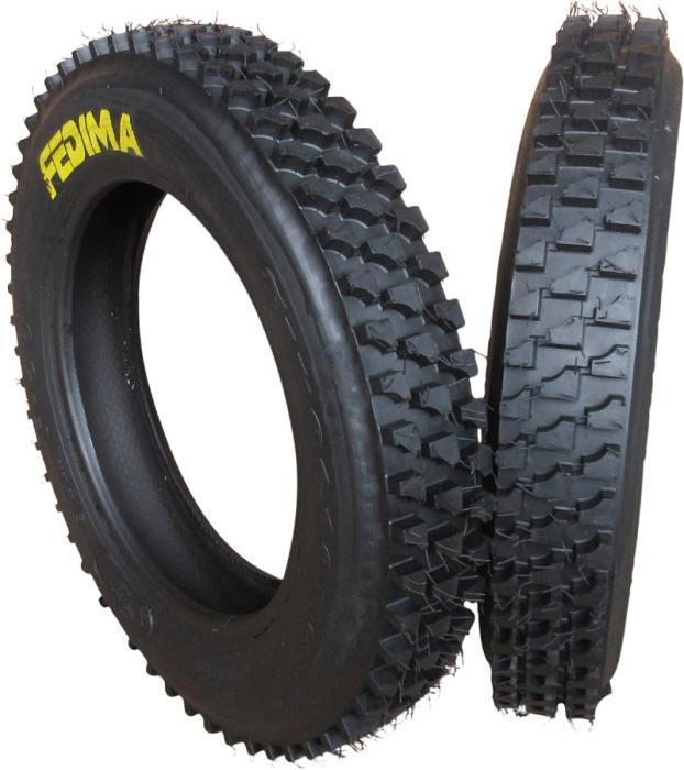 Fedima FCR2 11/63-15 (135/80R15)  - 3 Reihen