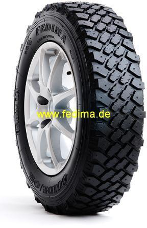 Fedima F/Guide Competition 205/80R16