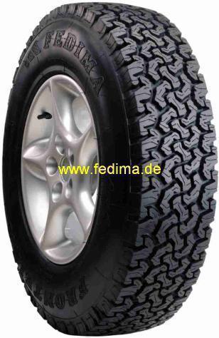 Fedima 4x4 Fronteira 255/70R15 110S