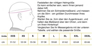 Helm + HANS Komplettangebot  Helm Gr.XXL, HANS Gr.M, Kopfhaube: Schlitz