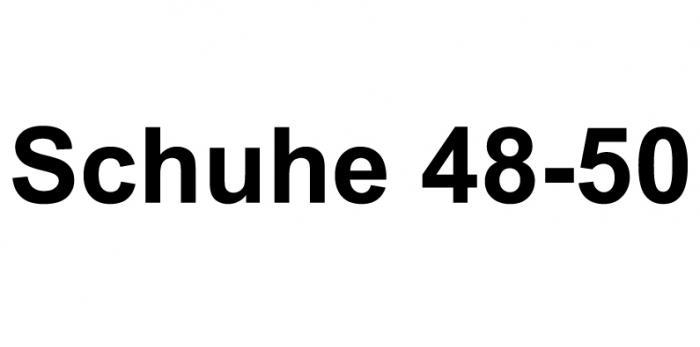 Größenaufpreis Schuhe (48-50)
