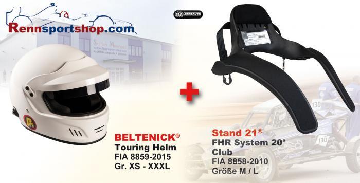 Racewear Weihnachstangebot 2 Beltenick® Racewear komplett