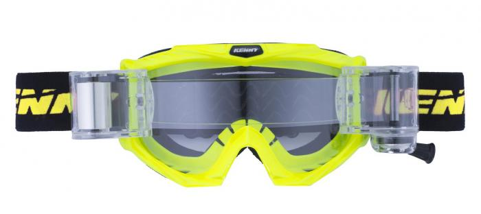 Roll Off Brille Kenny Track Max  neon gelb