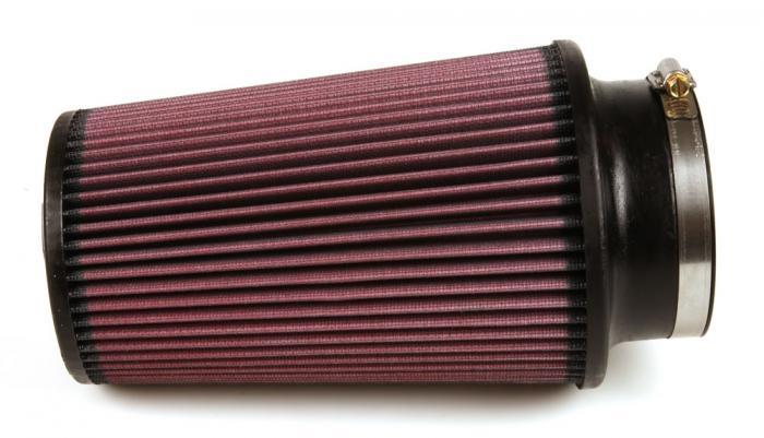 K&N Universalluftfilter, 102mm Flansch  Konische Rundform, 152x121 228lg