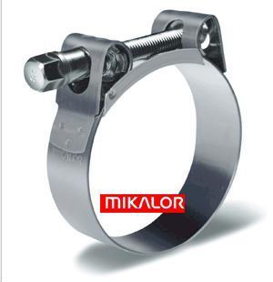 Mikalor Schelle aufklappbar Supra W4  Spannbereich 91-97mm 25mm breit