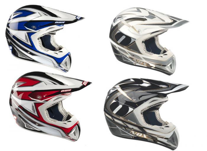 Cross Helm NOX Defender Carbon Gewicht ab nur 970 gramm!