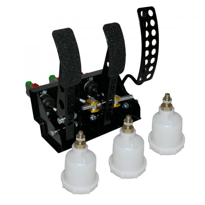 Kitcar Box Universal  incl  Zylinder Waagebaken und Behältern