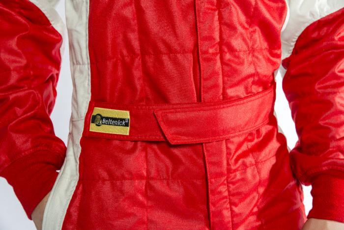 Rennoverall Beltenick® Stratos II 3-lagig FIA 8856-2018   Overall suit Rennanzug