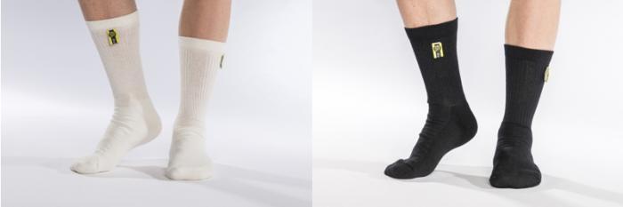 Beltenick Nomex Socken FIA 8856-2018