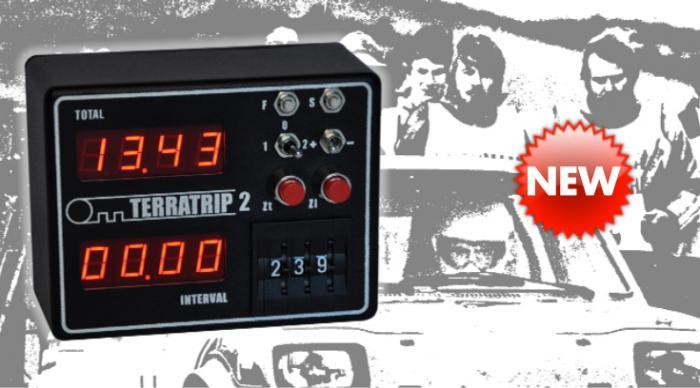 Terratrip 2 Classic  Elektronischer Wegstreckenzähler
