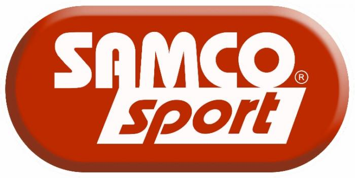 Samco Ford Escort Cosworth YBP94 5/94 - 96  3-teiliges Turboschlauchsystem rot