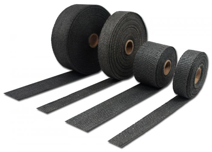 Cool It Thermo Tec Schwarzes Graphit-Thermoband   Breite 50 mm  Länge 30 m