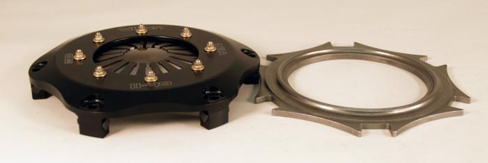 Tilton Kupplungsautomat  7,25 inch 184mm  1-Scheiben Sinterpad bis 558Nm