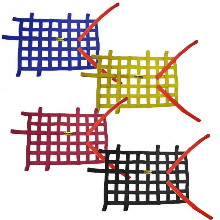 Beltenick® Fensternetz WN22  56cm x 36cm rechteckig, mit Klettverschlüssen