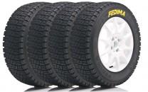 1 Satz Fedima Rallye F4 Competition (4 Reifen)  20/68R15 100T S3 medium/hart