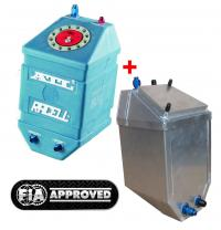 ATL FIA Set RA105 + Alubehälter
