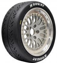 Hoosier Rallye Asymetrisch Asphalt  195/50R17 WET E Kennzeichnung