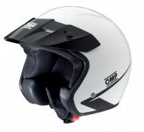 OMP Jethelm Star neues Modell  ECE 22-05 weiß
