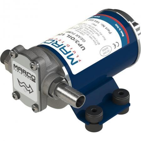 MA Zahnradpumpe Getriebeölpumpe 24V 5,5l/min