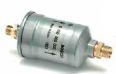 Benzinfilter Bosch  0,4 lltr. (M14x1,5 E-M12x1,5 A)