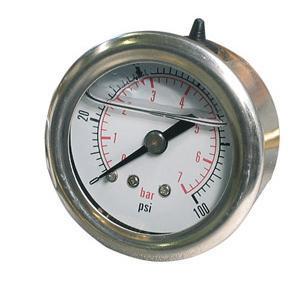 Druckprüfmanometer  0-7,0 bar