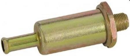 Metallgehäuse Filter  für 5/16 inch (8mm) Schlauch